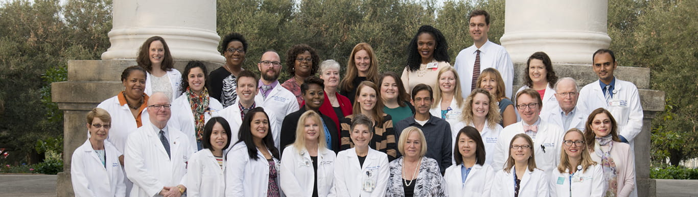 Infectious Diseases Division Staff and Faculty