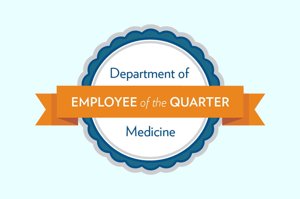 Employee of the Quarter Logo