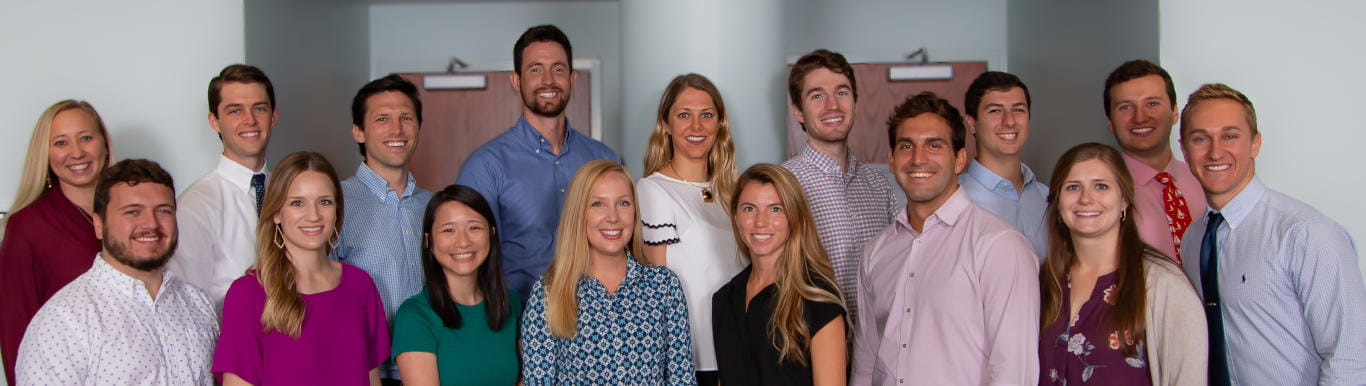 New Family Medicine residents for 2019-2020