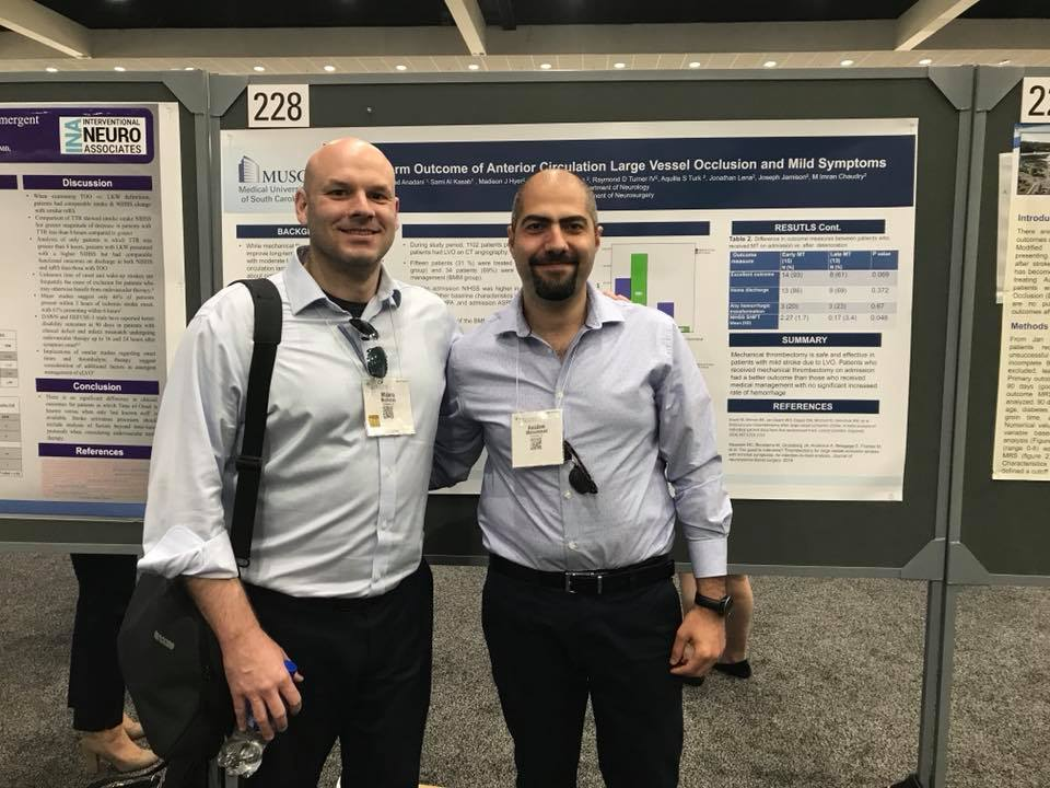 Neurology participants at the AAN Conference