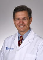 Photo of Dr. Keith Sanders