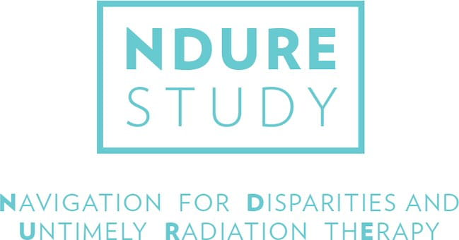 NDURE Study - Navigation for Disparities and Untimely Radiation Therapy
