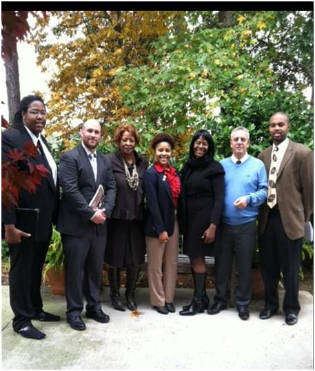 P20 Pilot Research Project Team at the 2012 Hollings Cancer Center Annual Retreat