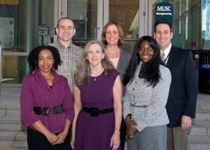 Group photo of some of our Health Behavior and Health Promotion Faculty