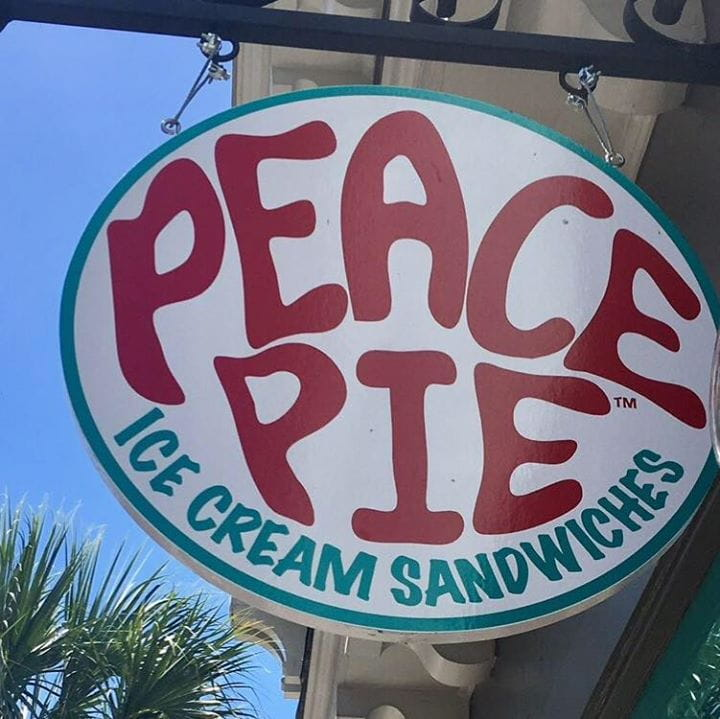 peace pies