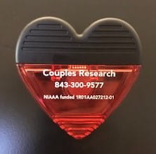 Heart with Couples Study Information