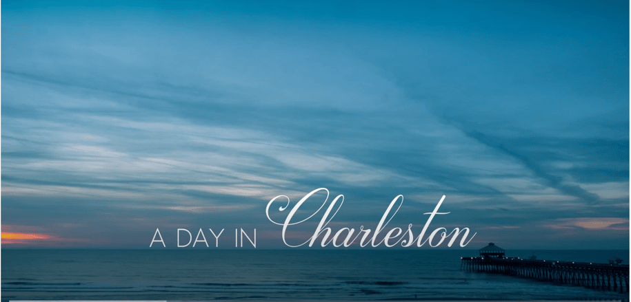 Day in Charleston Video