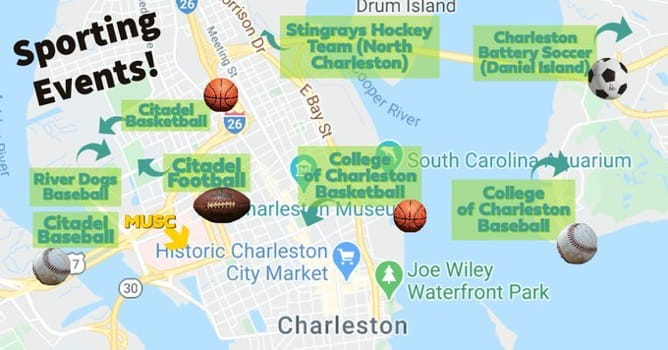 Sporting Events in Charleston