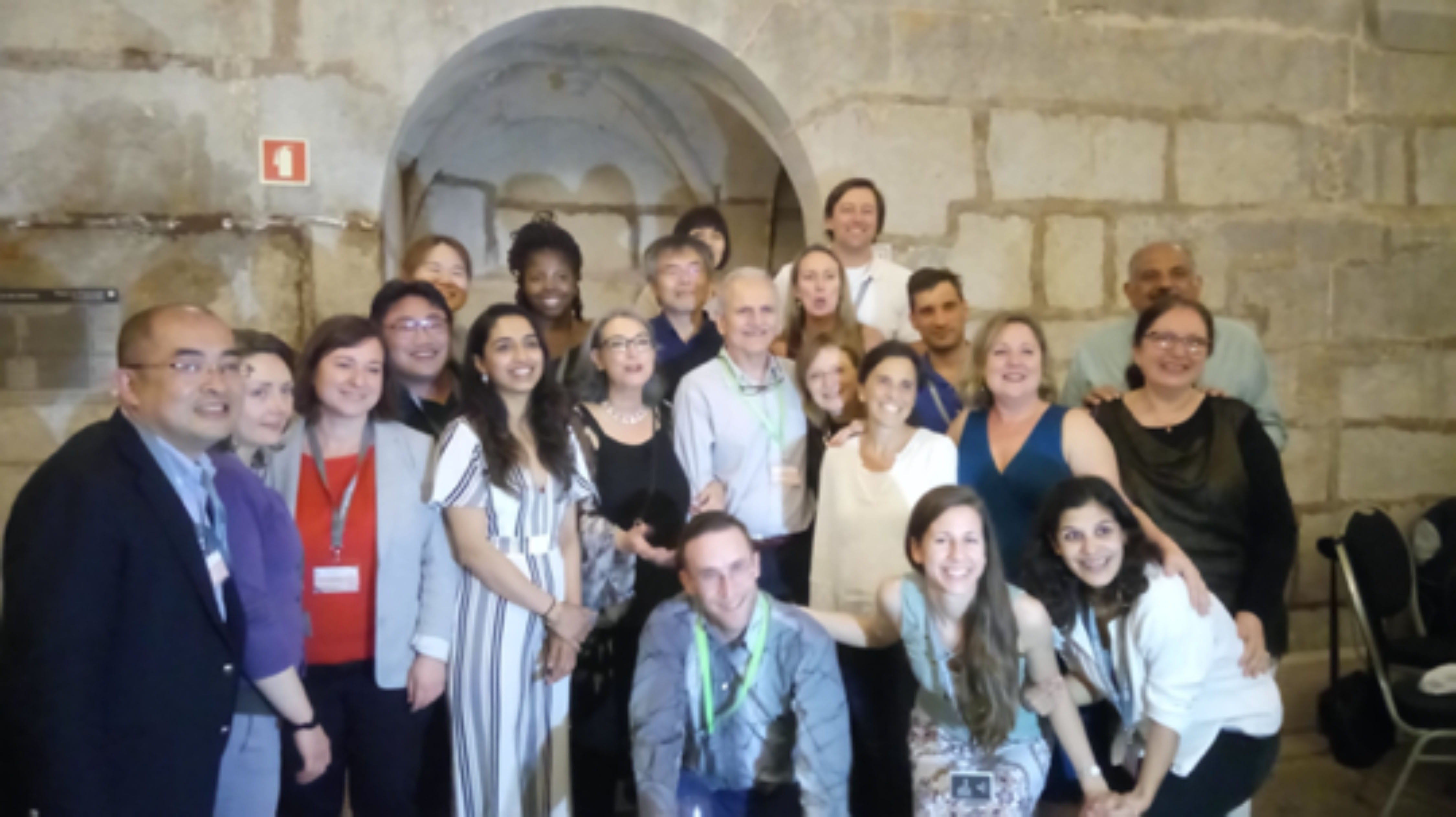 Group picture at 13th Sphingolipid Club & 10th International Ceramide Conference in Cascais, Portugal, May 6-10 2019