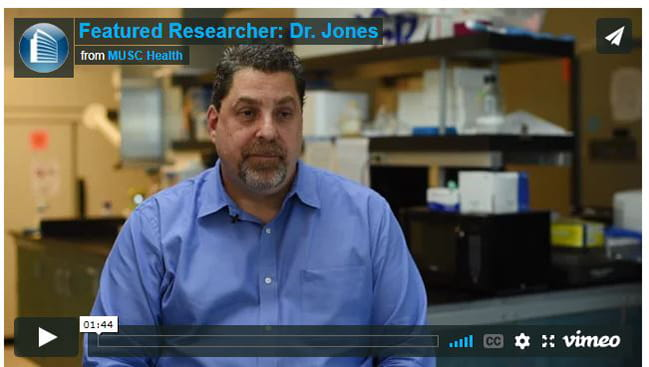 Jeff Jones PhD video