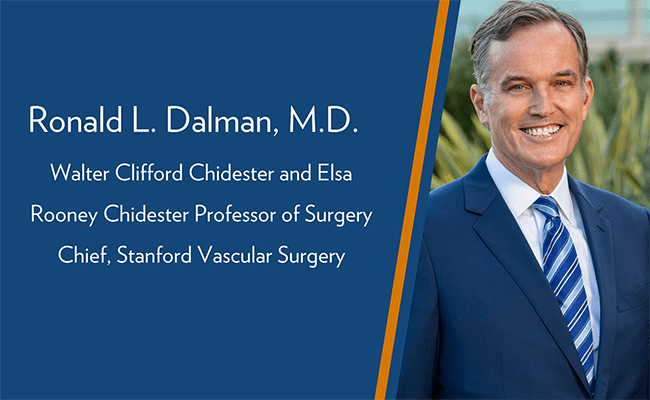 Dr. Dalman is the May 2021 invited speaker