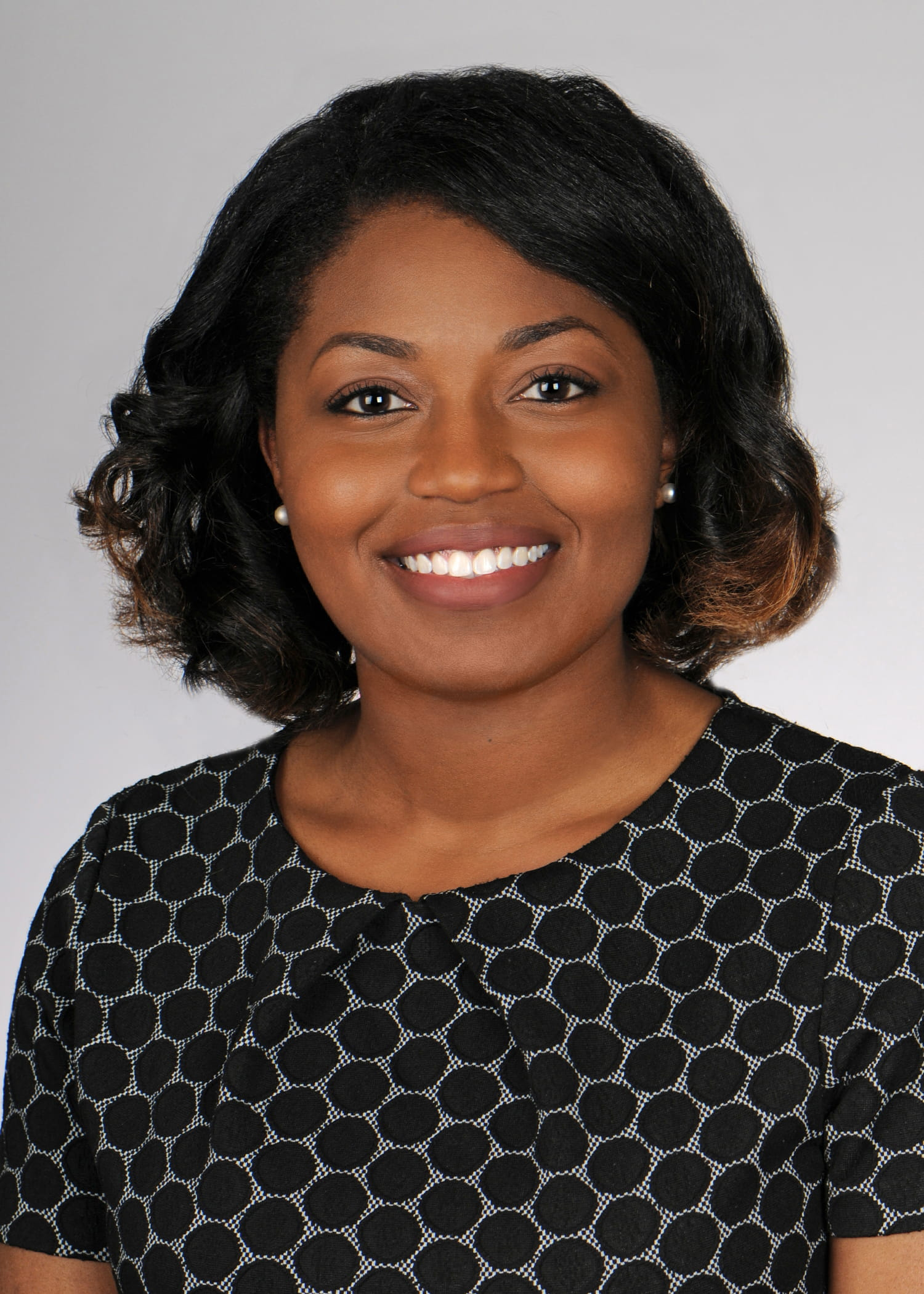Alexzandrea Brown, Manager of Student Affairs
