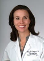 Photo of Ashli K. O'Rourke, Otolaryngology